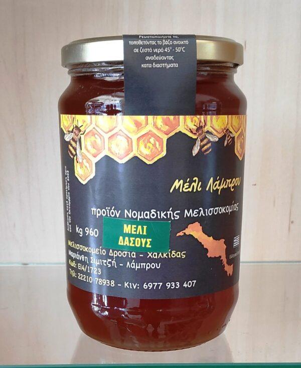 μελι δασους